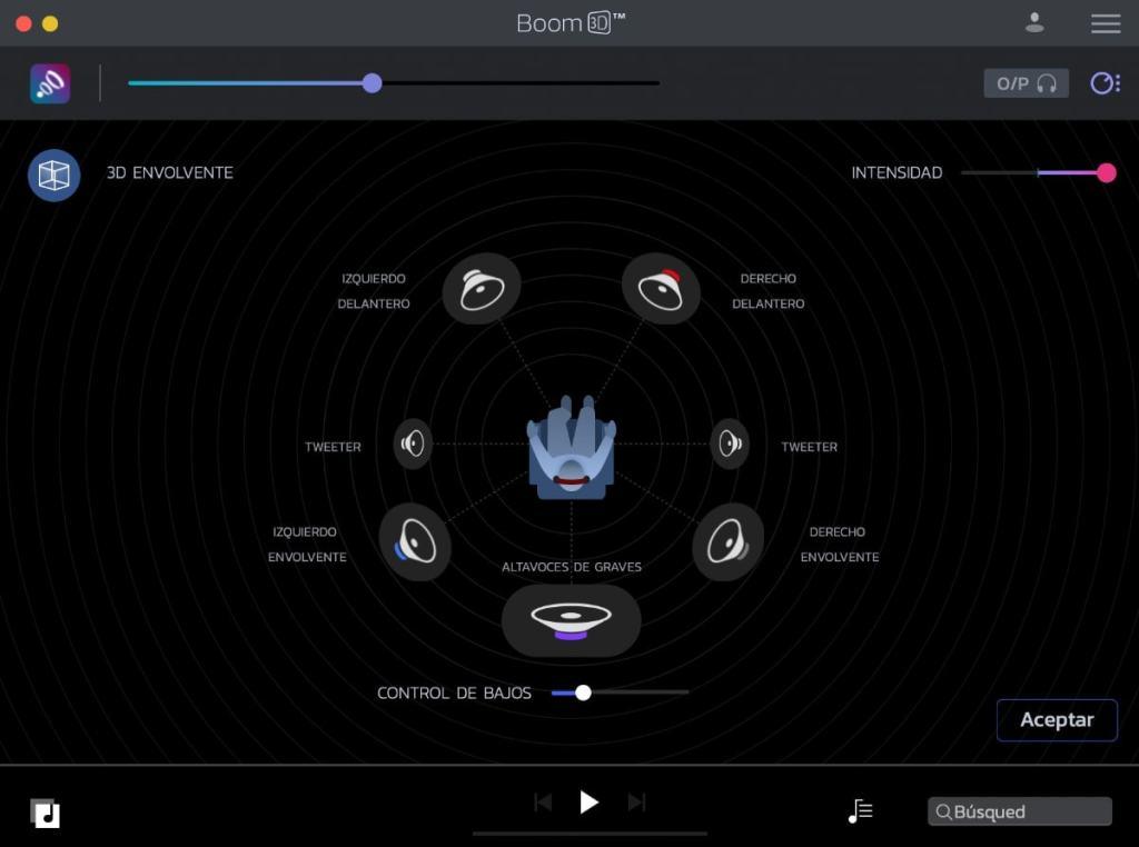 boom 3D: audio 3D espacial