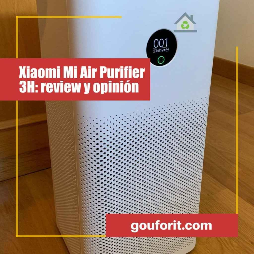 Xiaomi Mi Air Purifier 3H: review y opinión