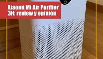 Xiaomi Mi Air Purifier 3H: review y opinión