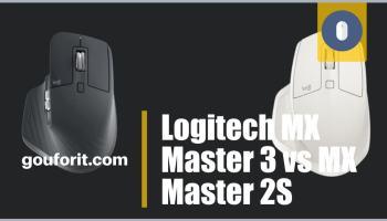 Logitech MX Master 3 vs MX Master 2S: comparativa ratones inalámbricos