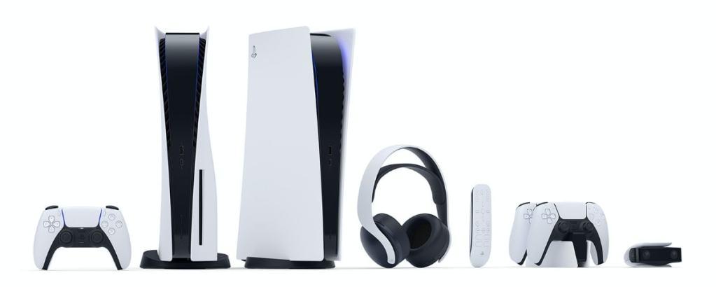 PS5 accesorios