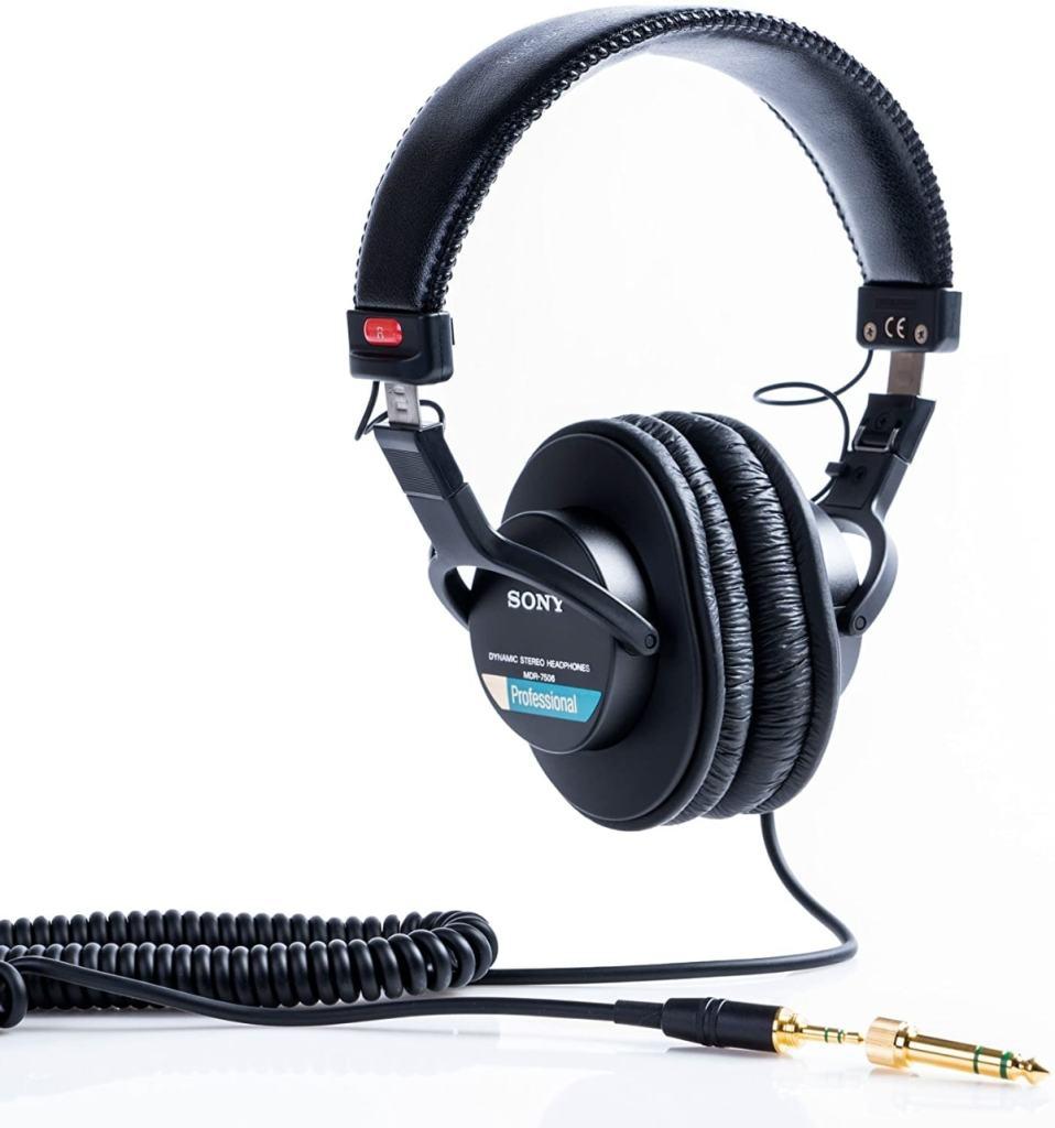 Sony MDR-7506 - Auriculares de diadema cerrados