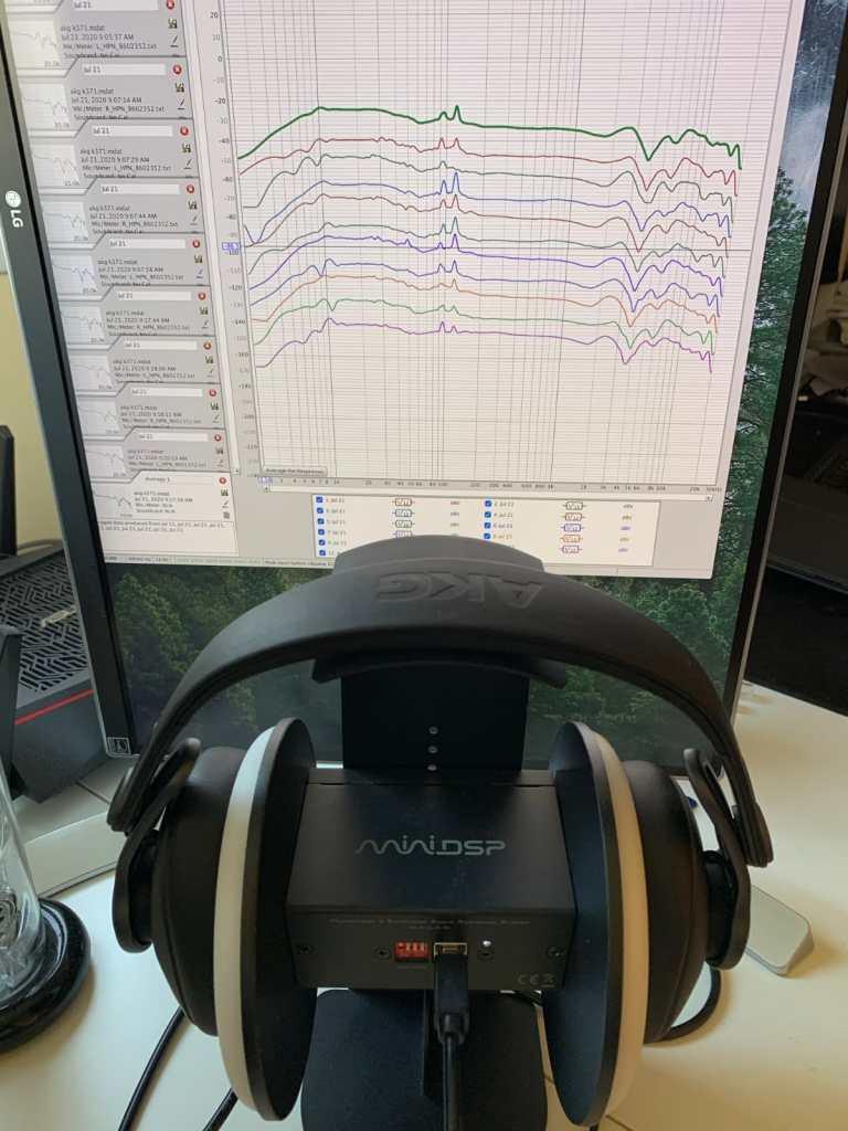 Auriculares Sennheiser AKG K371 - Sonido