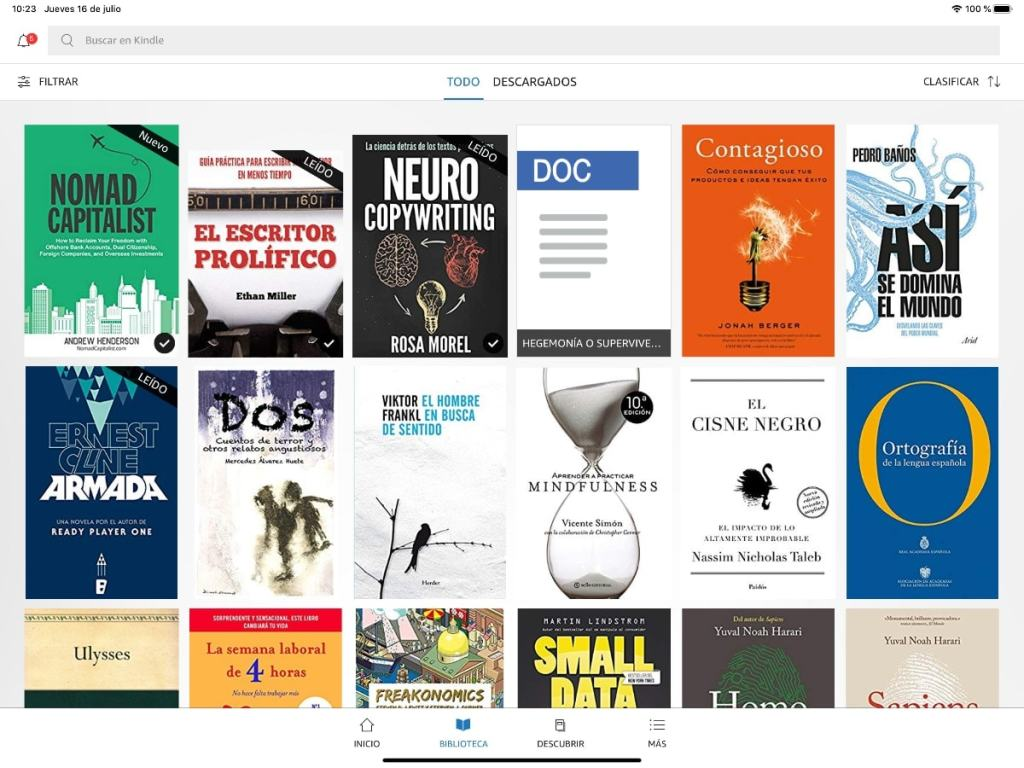 app Kindle