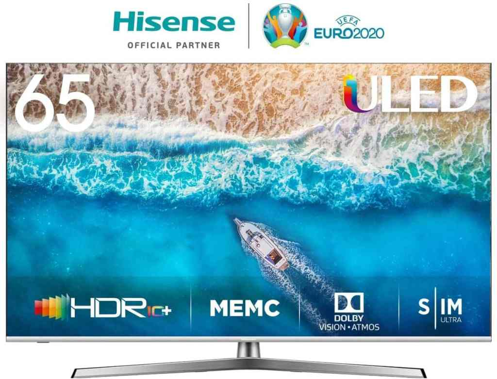 Hisense H65U7BE - Smart TV ULED 65' 4K Ultra HD
