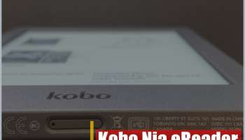 Kobo Nia eReader - Opinión y review