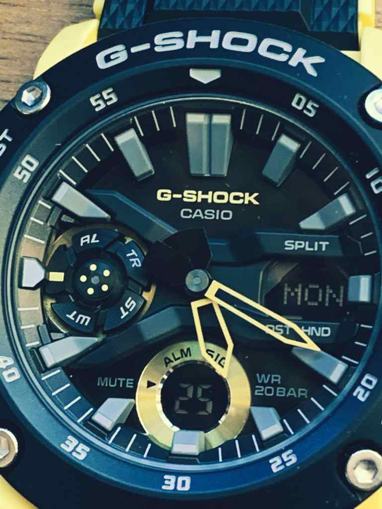 Casio G-Shock GA 2000
