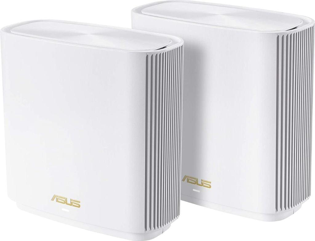 ASUS ZenWifi XT8 - Sistema Wi-Fi 6 Mesh Tri-Banda AX6600