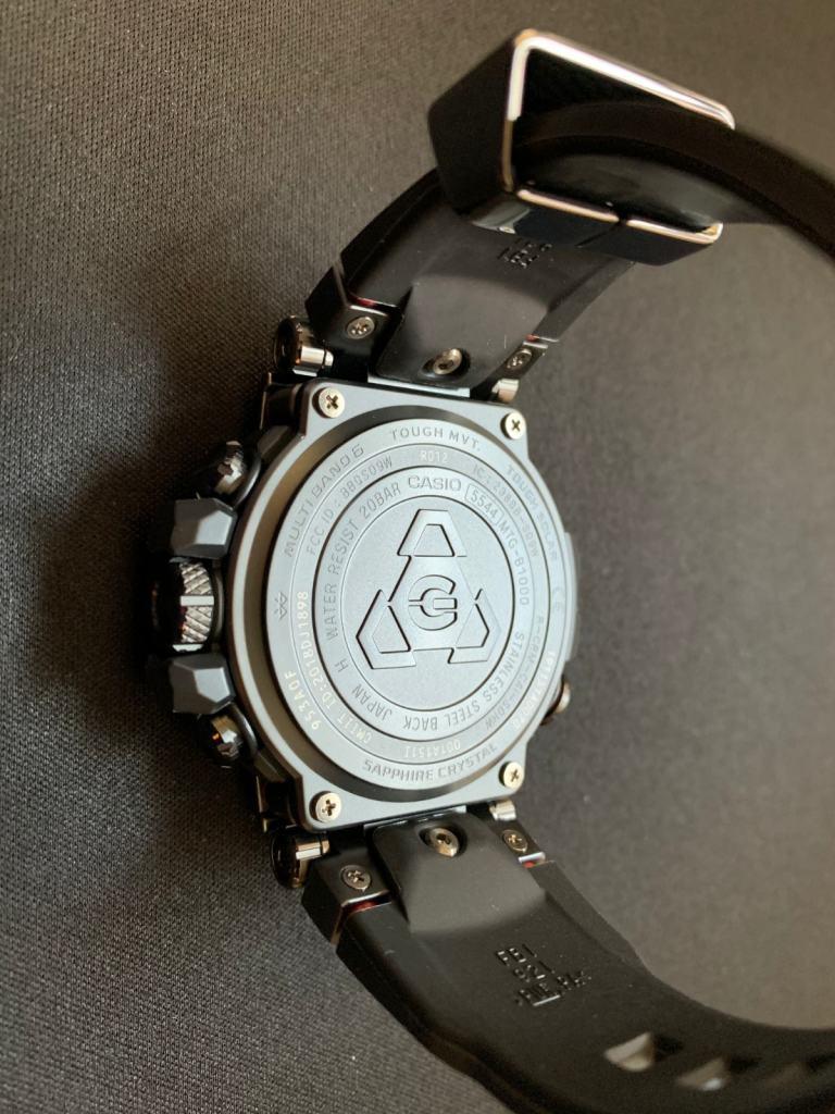 Casio Casio MTG-B1000B-1AER