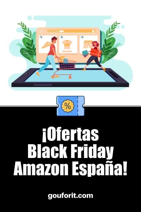 ofertas black friday Amazon España
