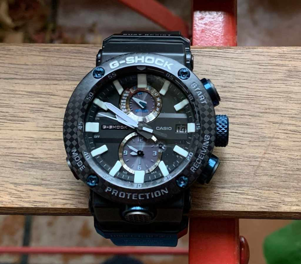 Casio G-Shock GWR-B1000 Gravitymaster