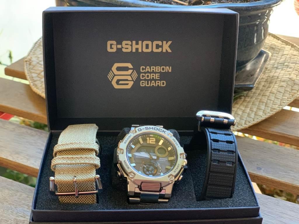 Casio G-Shock GST-B300E-5AER