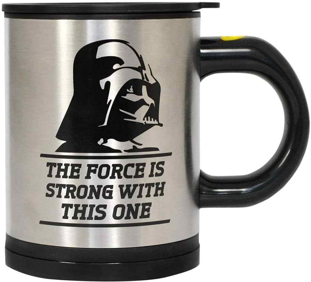 Taza de Darth Vader de Aluminio