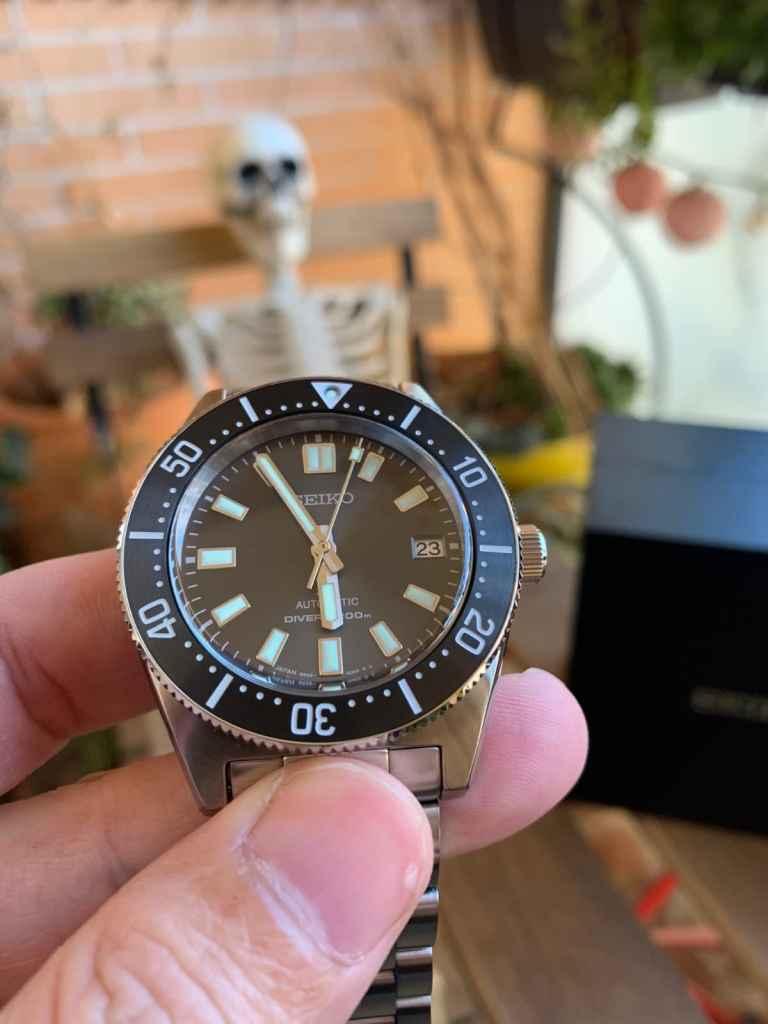 Seiko Prospex Diver SPB143