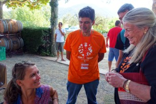 Meeting the folks behind the patacó festival