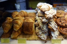 Fresh Pastries at Le Petit Délice in Galwat