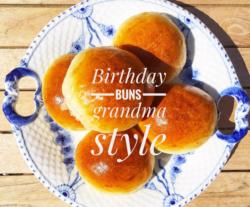 Rye bread with beer - and other classic Danish baking recipes: birthday buns with lots of butter