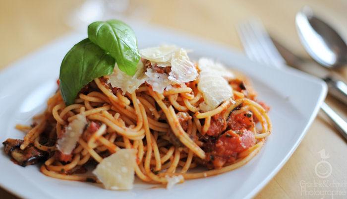 01 Spaghetti a la Norma kl