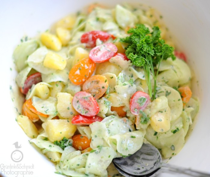 05 Cucumber and Potato Salad kl