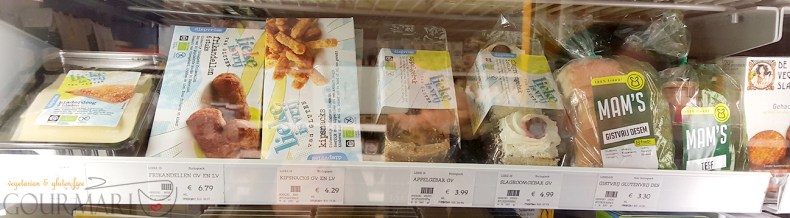Gluten-free Frozen Goods in the Netherlands
