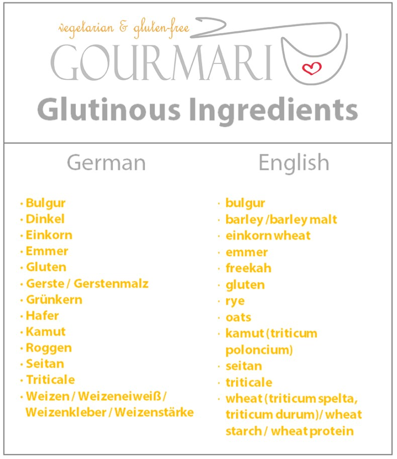 list-of-glutinous-ingredients