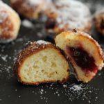 Gluten-free Quarkini with Marmelade-Hearts