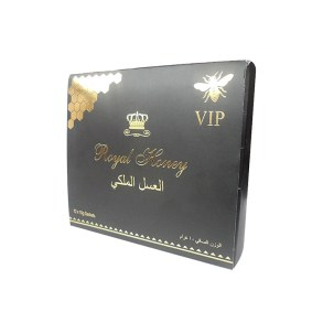 Royal Honey Mixed Herbal Paste VIP 200g 12 Sachets For Men&Women