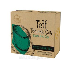 Teff Life Slimming Organic Tea 150g 30 Piece Original