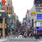 神楽坂通り商店会・神楽坂商店街で食べ歩き