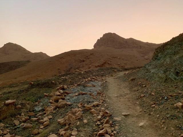Sa'al steps