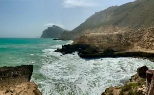 Mughsail beach - West side