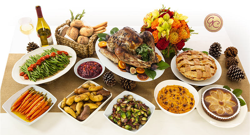 Holiday Catering by Gourmet Celebrations Los Angeles Caterer