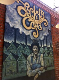 Lucky's Cafe – Cleveland, Ohio