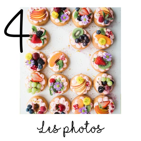 Avoir un site internet c'est mettre en avant son savoir-faire avec de belles photos