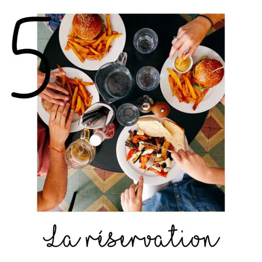 Optez pour la réservation et boostez la fréquentation de votre restaurant