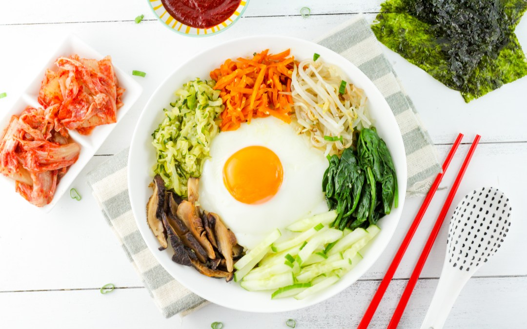 Korean Bibimbap Gourmet Conviction