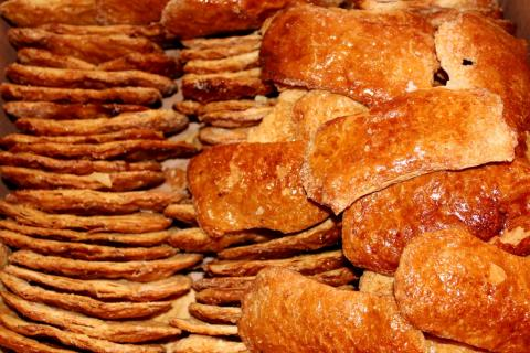 Mexican breads Campeche history