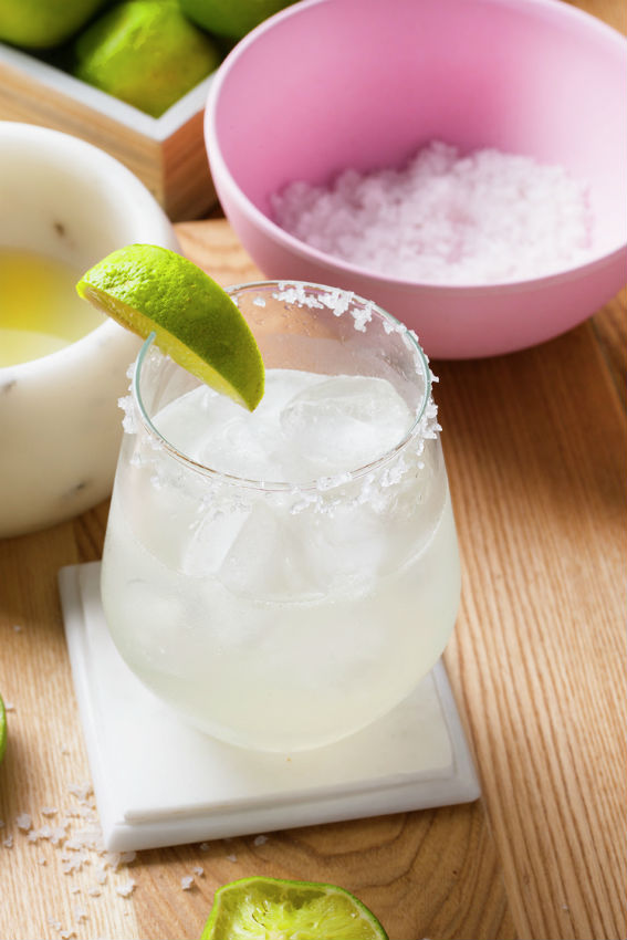how to prepare a margarita