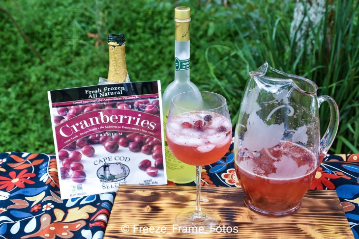 Summer Breeze Cranberry Punch #CapeCodSelect