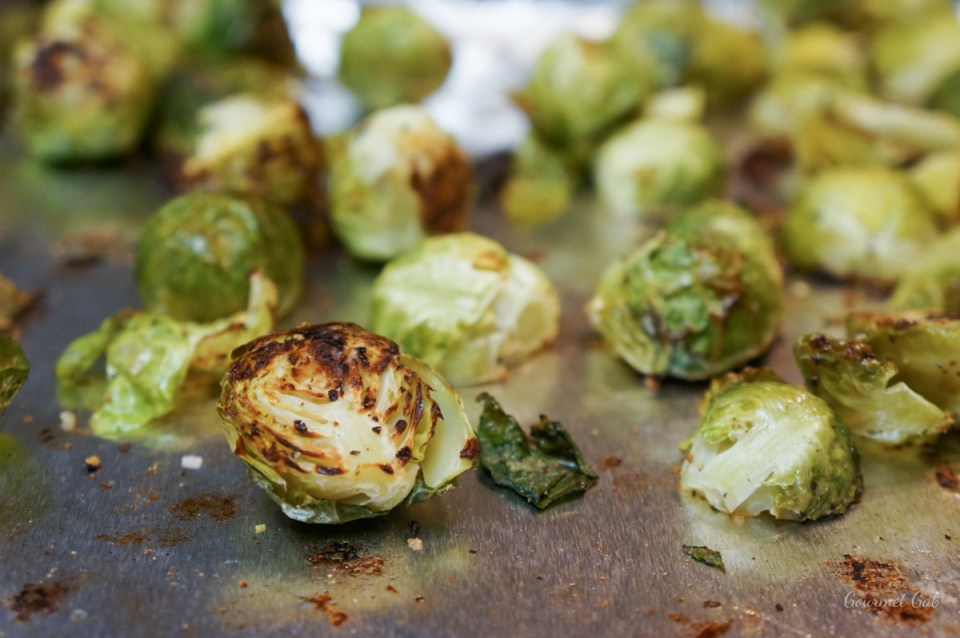 Gourmet Gab Brussels Sprouts Salad with Tahini Dressing-gab-brussels-sprouts-quinoa-tahini-4