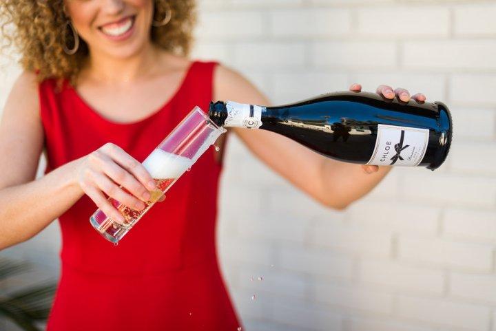 Gabriela Rodiles Gourmet Gab Champagne