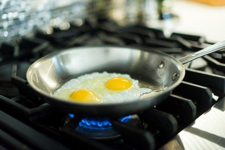 Gourmet Gab Eggs