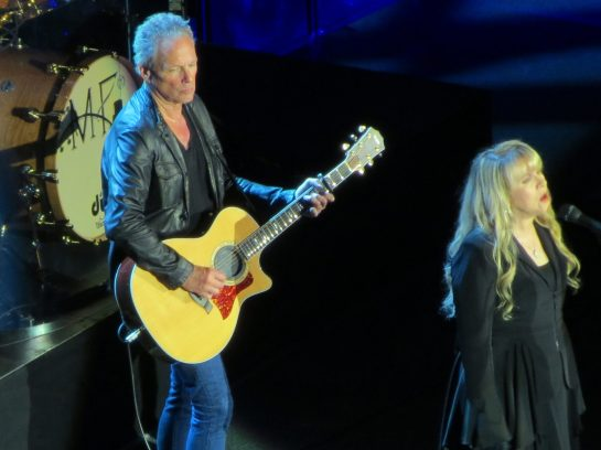 John Buckingham and Stevie Nicks, Fleetwood Mac