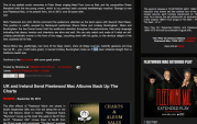 My blog on Fleetwood Mac site