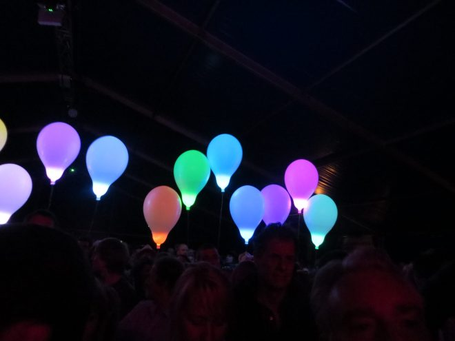 Balloons at Towersey Festival