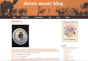 Doves music blog