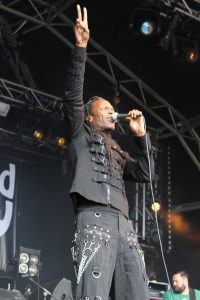Ranking Roger The beat