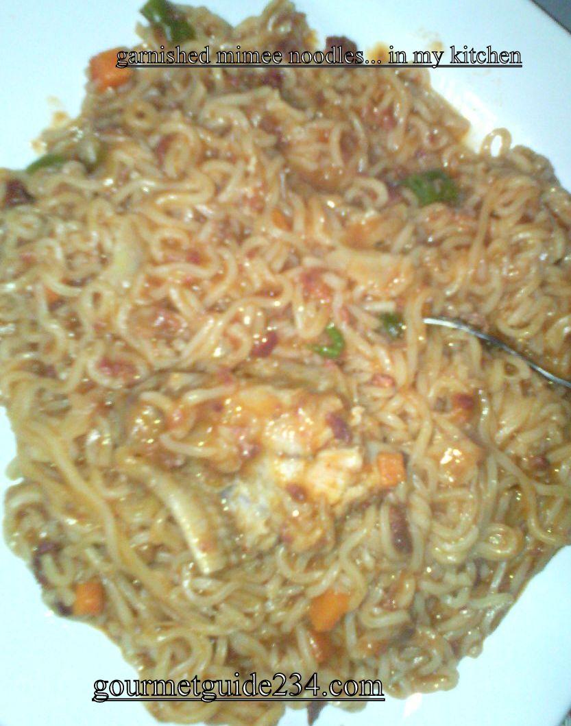 mimee noodles medley!