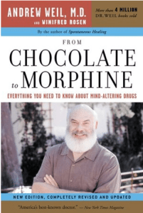 Dr Weil and raw organic chocolate