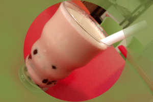 Bubble Tea preparado en OQ Miltea Bar (Usera, Madrid)